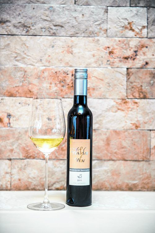 Ein Prädikatswein, speziell für den Bregenzerwald gemacht.Beate Rhomberg