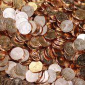 Ende der Ein- und Zwei-Cent-Münzen