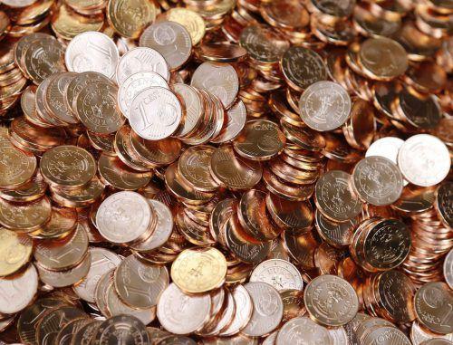 Einem Bericht zufolge will die Kommission die kleinsten Münzen abschaffen. reuters