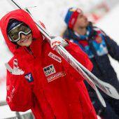 Ein Dreikampf um die Skisprungkrone
