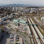 Kooperationspläne: Bahnhof, Seestadt und Seequartier ziehen an einem Strang. A4
