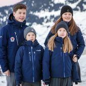 Erster Schultag in der Schweiz