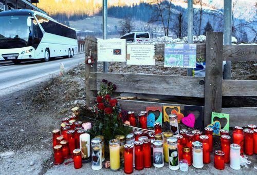 Bei dem Unfall in Luttach kamen sieben junge deutsche Skiurlauber ums Leben.
