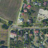 Grundstück in Lauterach für 1,2 Mill. Euro verkauft