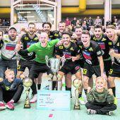 FC Lauterach ist der Hallenkönig 2020