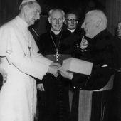 Priester und Retter