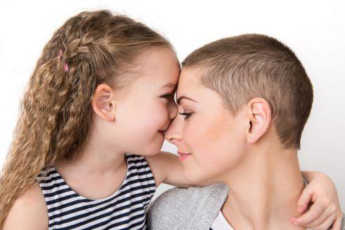 Auch in Zeiten der Krankheit möchten sich Krebspatientinnen hübsch und gepflegt fühlen können.Andrea obzerova