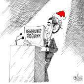 Weihnachten wäre eigentlich vorbei!