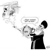 Khameneis Wunderlampe!