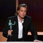 Auszeichnung für Brad Pitt