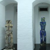 Neue Kellerkünstler im Künstlerhaus. D8
