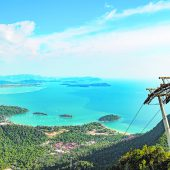 Malaysias Ferieninsel Langkawi