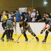 Rollhockeyclub muss auswärts ran