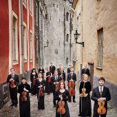 Kammerorchester aus Estland in Dornbirn