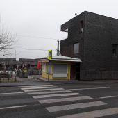 Bregenzer Mili-Kiosk vor Neubau