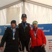 Stefan Mangard erfolgreichster VSV-Läufer bei den World Winter Master Games
