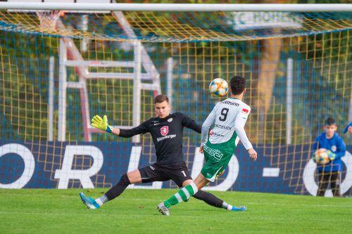 Goalie Florian Eres wechselt von Hohenems nach Lustenau.Stiplovesk