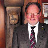 Götzner Ehrenring für Werner Huber