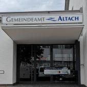 Altach investiert auf Pump