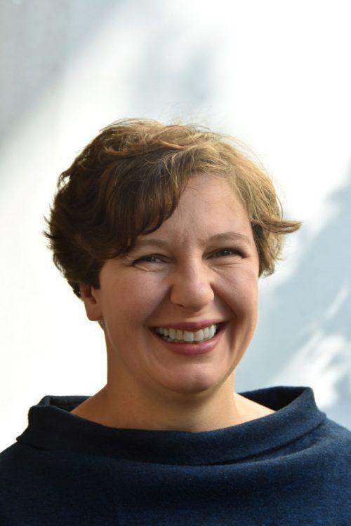 Gudrun Sturn geht mit einer neuen Liste in Röthis an den Start. VN