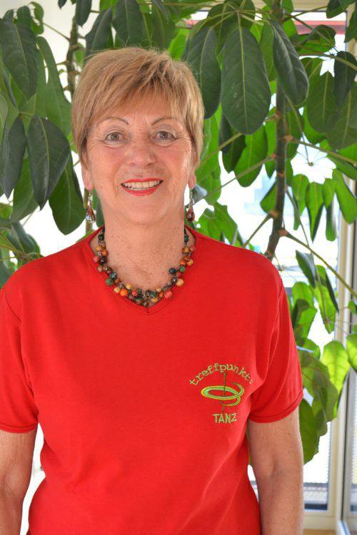 Helga Marzluf verfolgt bei Tanzprojekten einen ganzheitlichen Ansatz. BI