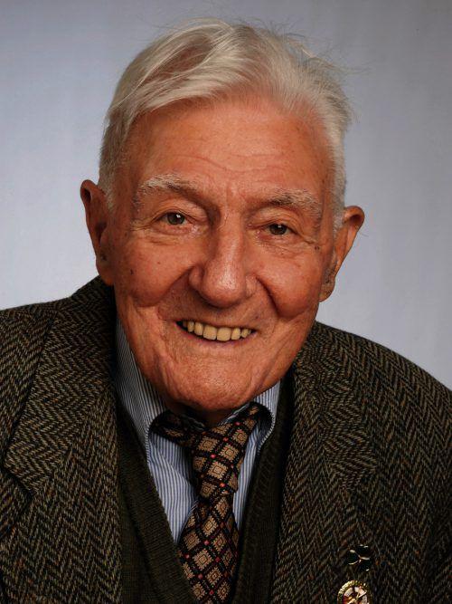 Herbert Sauerwein war ein Pionier der Walser Heimatkunde.