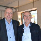 "<p class=""caption"">Hubert Hämmerle (AK-Präsident) und Rainer Keckeis (AK-Direktor).</p>"