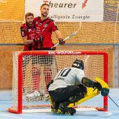 RHC Dornbirn bereitet sich auf Heimspiel gegen Wolfurt vor