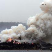 Kein Ende der Buschbrände in Australien in Sicht