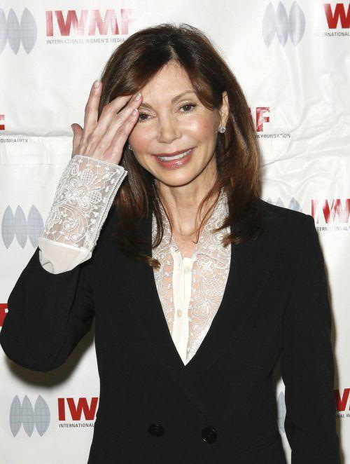 In der 80er-Kultserie spielte Victoria Principal die Halbschwester von Cliff Barnes. AP