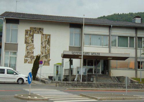 In der Gemeinde Weiler wird in diesem Jahr mit geplant rund 7,4 Millionen Euro gewirtschaftet.Michael mäser