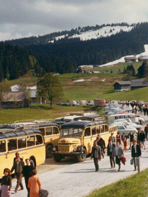 In Dornbirn beginnt eine große Ausstellung über das Bödele. Stadt