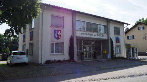 In Meiningen wurde das Budget 2020 geschnürt. egle