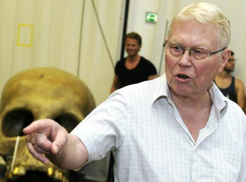 """In Wien inszenierte er auch Musicals, Intendant Alfred Wopmann holte sich Harry Kupfers Version von """"Fausts Verdammnis"""" zu den Bregenzer Festspielen. APA"""