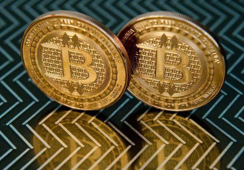 In Zermatt können Steuerpflichtige die Gemeindesteuern mit Bitcoins bezahlen. AFP
