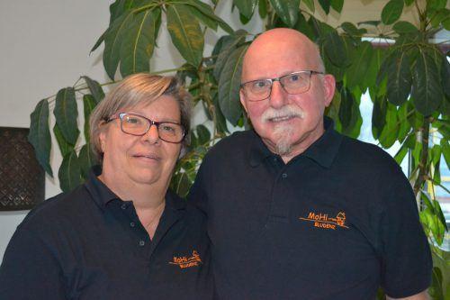 Ingrid und Karl-Heinz Marte sind sozial sehr engagiert. bi