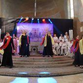 Die Prophetin Hanna in Lauterach