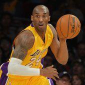 Kobe Bryant tödlich verunglückt