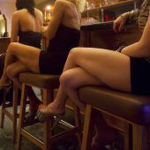 Stripperin hatte nicht nur lange Beine