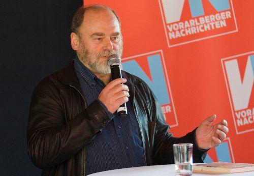 Kurt Bracharz hat auch exzellente Gastrokritiken für die VN verfasst. VN/PS
