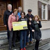 s´Wyllar Chörle erspielte 4000 Euro