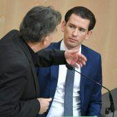 Opposition kritisiert Türkis-Grün als Bobos und Wagnis