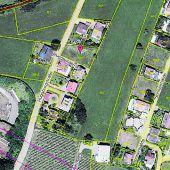 Grundstück in Lochau für eine Mill. Euro verkauft