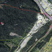 Wald in Bürs für 500.000 Euro verkauft