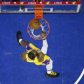 LeBron James rückt in NBA-Scorerliste vor