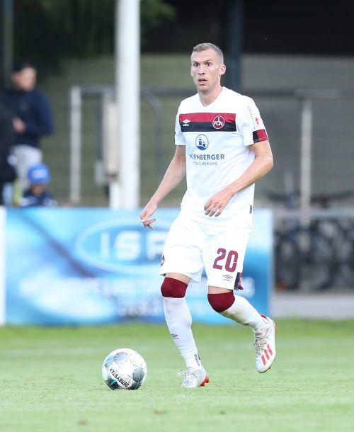 Lukas Jäger trägt ab sofort den Dress von SK Sturm Graz.Zink
