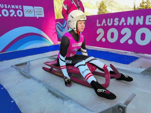 Madlen Loß springt in St. Moritz für die verletzte Selina Egle ein. RCB