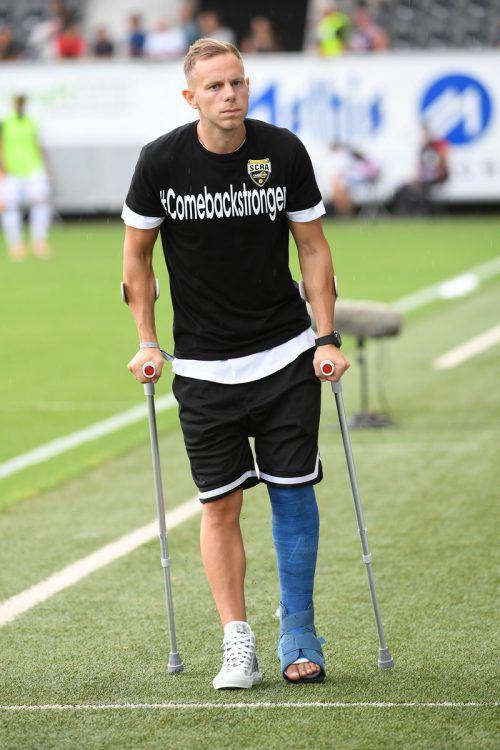 Marco Meilinger hatte es sich zum Ziel gemacht, nach der schweren Verletzung noch stärker als zuvor zurückzukommen.Gepa