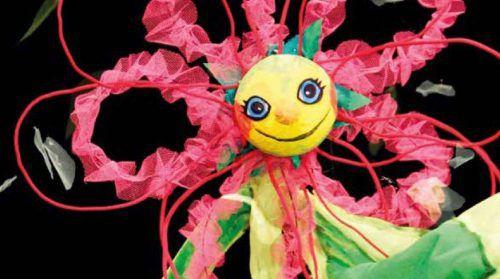"""""""Margaritha zaubert"""" ist die überarbeitete Neuauflage des Stücks """"Die Blume der kleinen Ida"""" von 2010. PTH"""