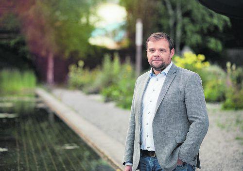 Markus Fäßler ist Dornbirner SP-Chef.